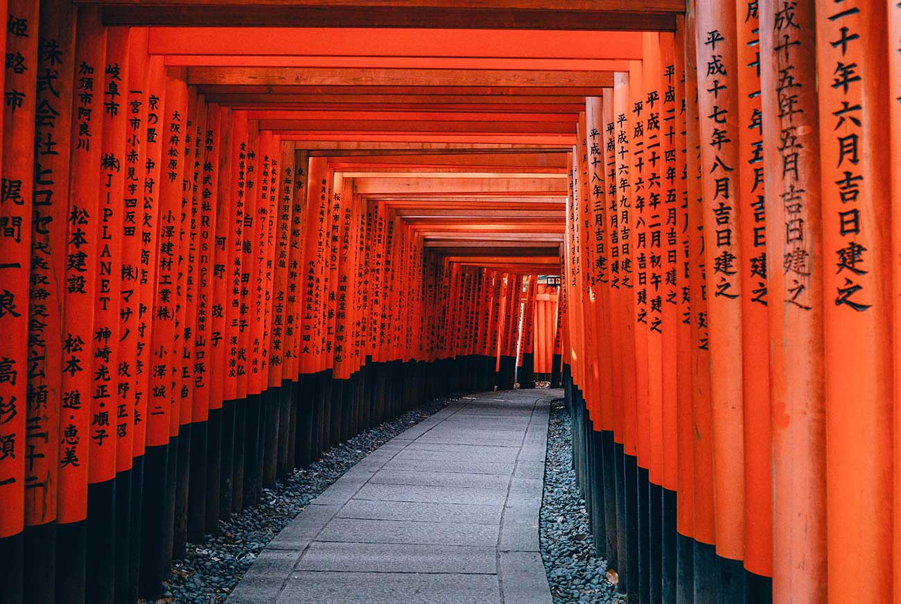 Agenzia Viaggi in 3D - Kyoto